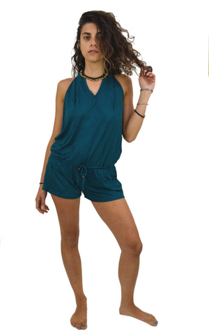 Play Suit Backless