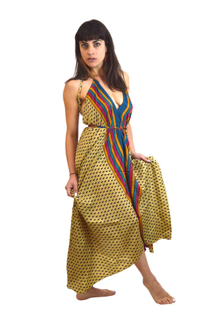 BOHO GYPSY BEACH DRESS
