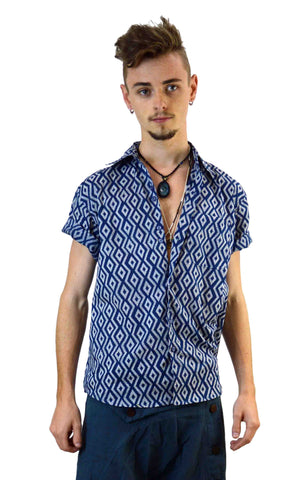 Mens Shirts Short Sleeve