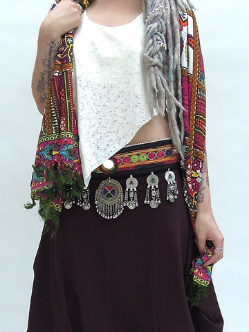 Tribal Belly Dancing Belts