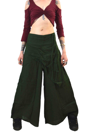 Thai Style Wide Flares