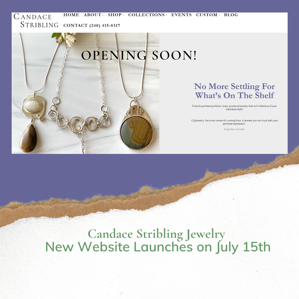 What's happening at Candace Stribling Jewelry
