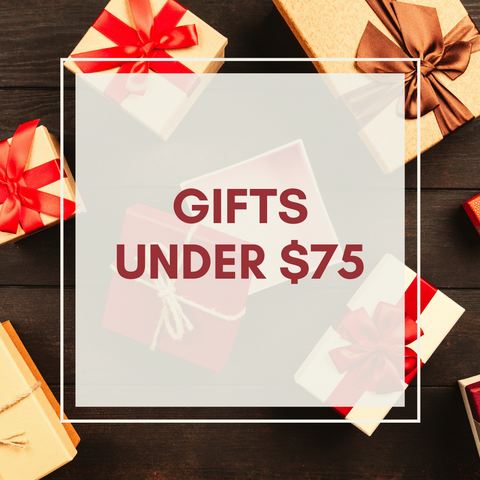 jewelry gifts under $75