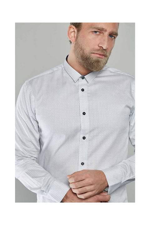 Chann-white-shirt-for-men-eveniing-shirts