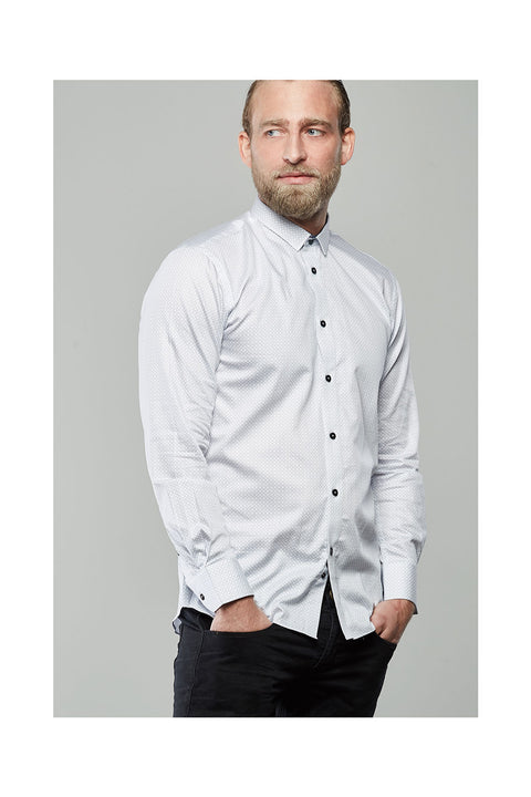 Chann-white-shirt-for-men-evening-shirts reykjavik iceland fashion
