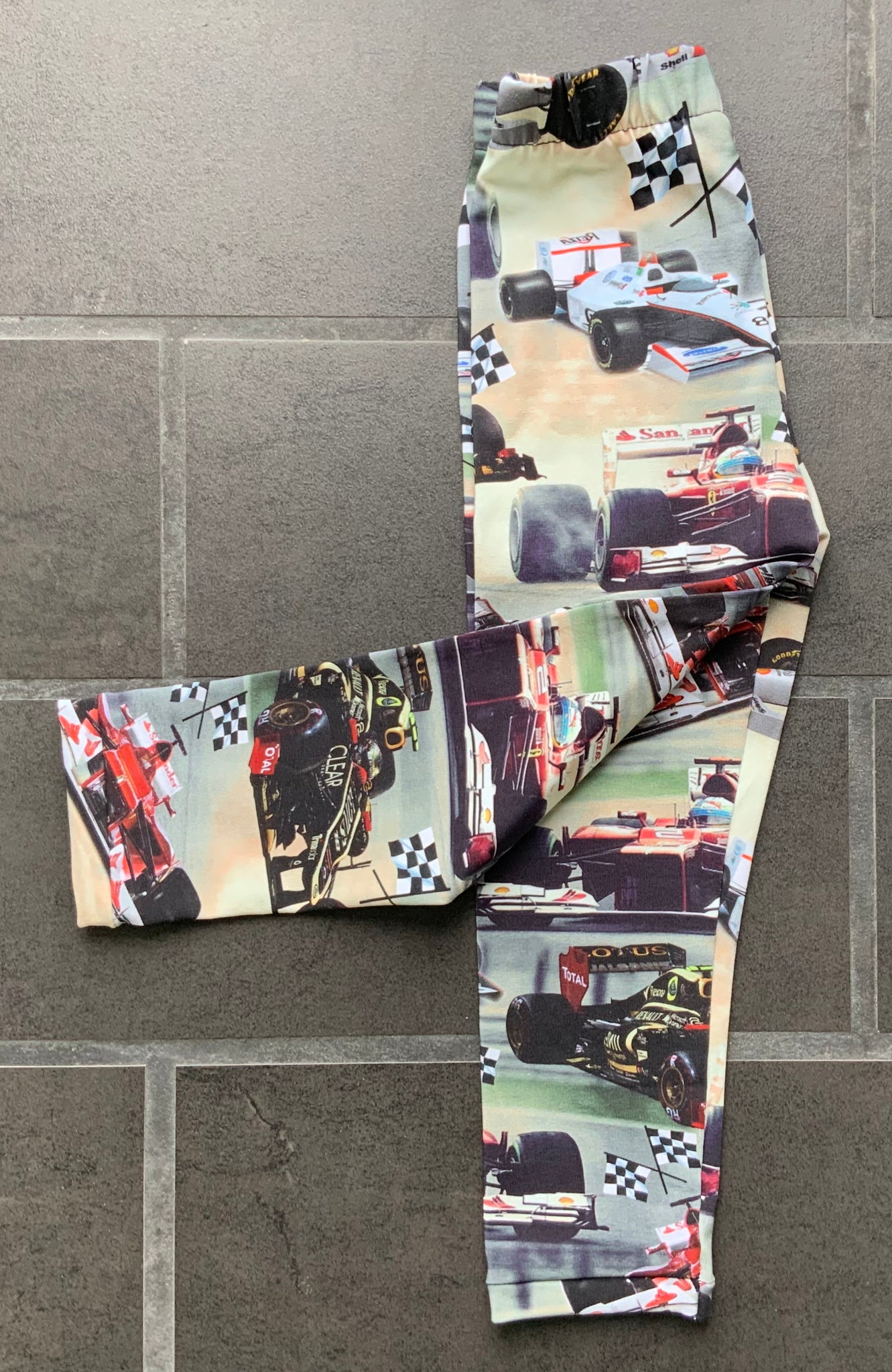 Leggings - Formel 1 biler