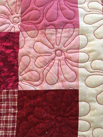 Charity Quilt - Daisy Doodles Panto