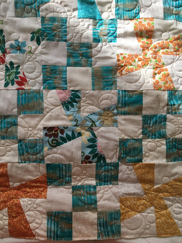 scrappy quilt lather rinse repeat quilt design