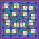 Nine Patch Quilt Block Pattern Download