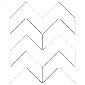 Chevron Quilt Design