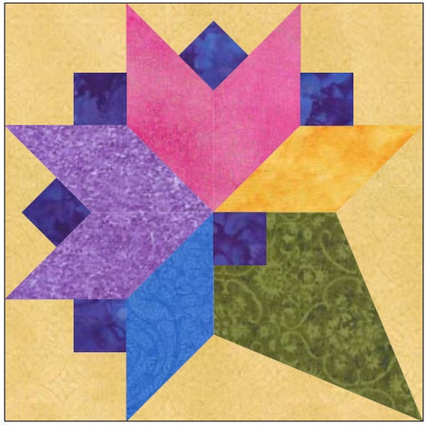 Easter Quilt Block Patterns The Feverish Quilter