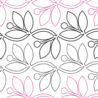 Hint of Spring Quilt Design