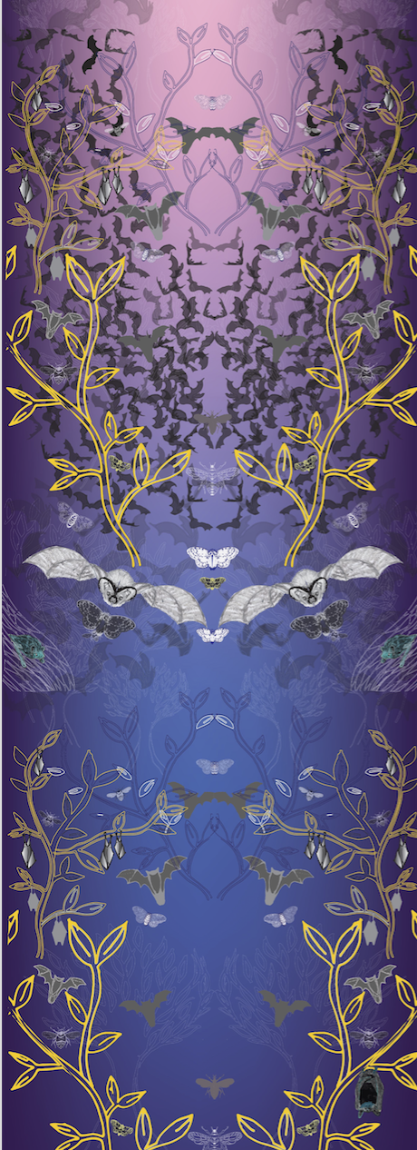 A Bat Conservation Trust Scarf