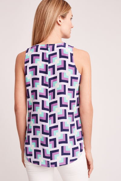 PARKER SLEEVELESS TOP