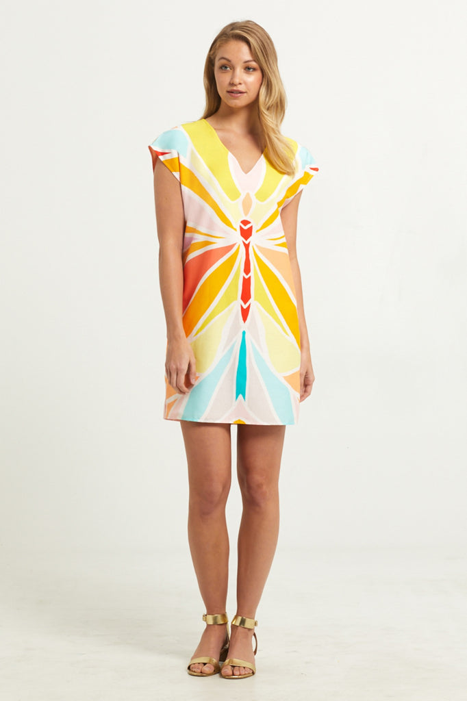 42e3d935a78 MARIE OLIVER ANDI DRESS IN BUTTERFLY PRINT – Marie Oliver