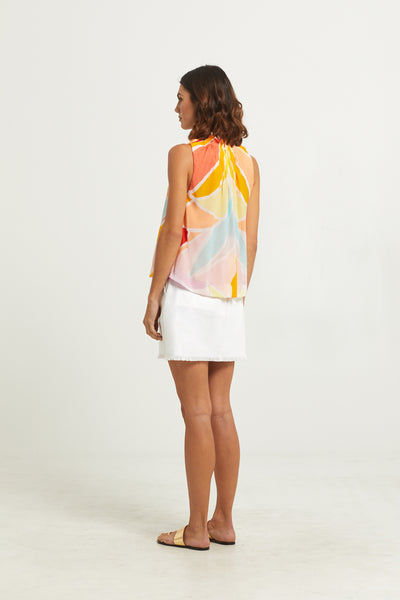 ARDEN SLEEVELESS BLOUSE