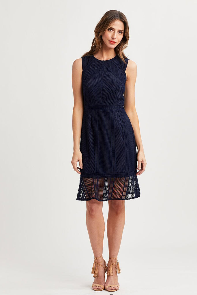 HUNTER LACE DRESS