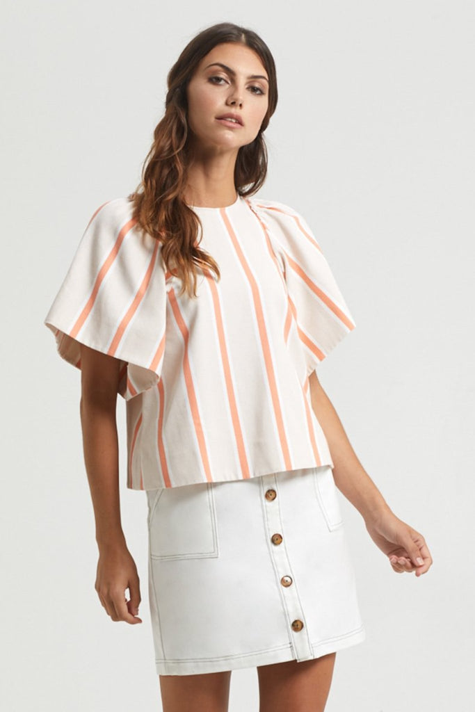 WILLA BELL SLEEVE TOP