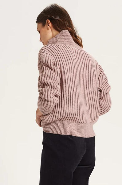 MARGO MOCKNECK SWEATER