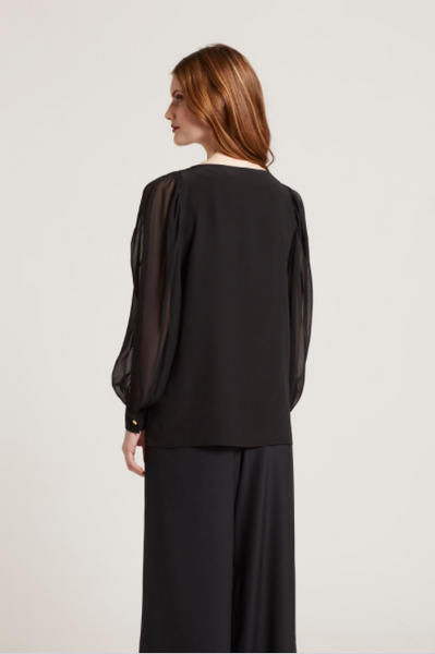 HADLEY BILLOW SLEEVE TOP
