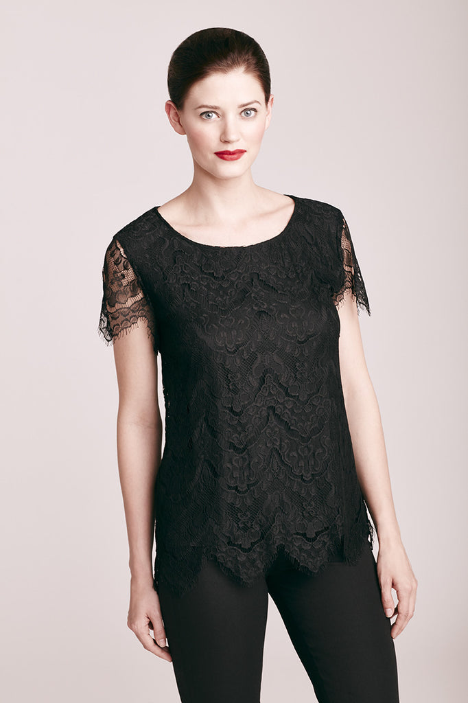 TANY LACE TOP