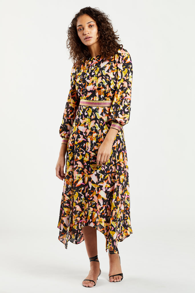HARPER MIDI DRESS