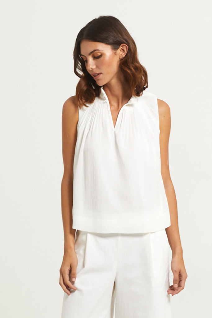 ARDEN SLEEVELESS TOP