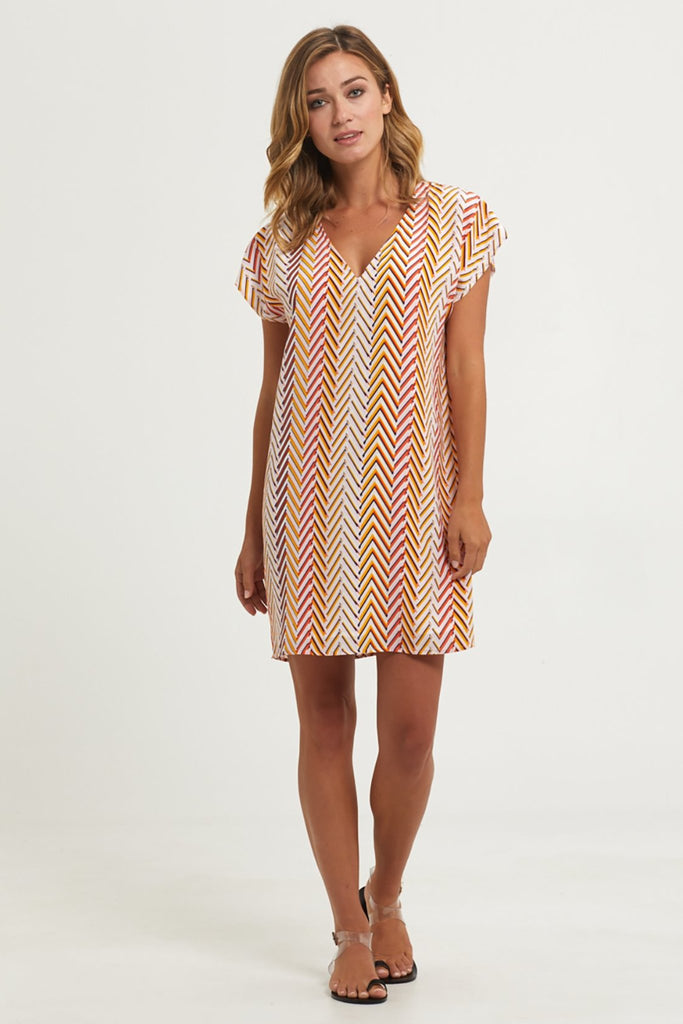 ANDI PRINTED DRESS