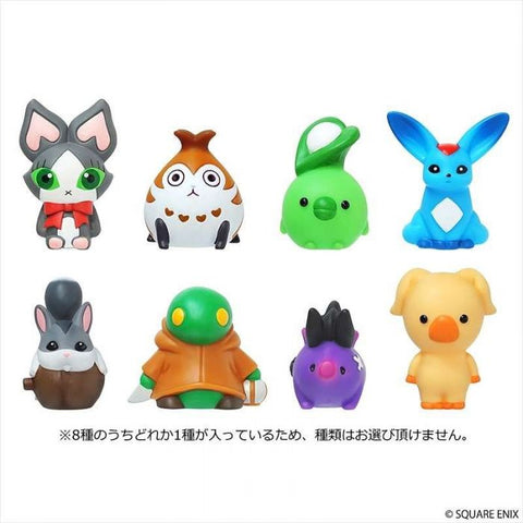 Final Fantasy XIV: Minion Mascot Collection Vol.2 - 1x Blind Box