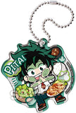 My Hero Academia  Let's Eat! Acrylic Keychain - 1x Blind Box