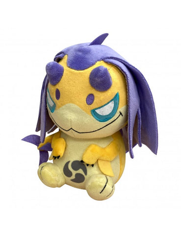 Monster Hunter Rise Deformed Plush Toy Somnacanth - PREORDER