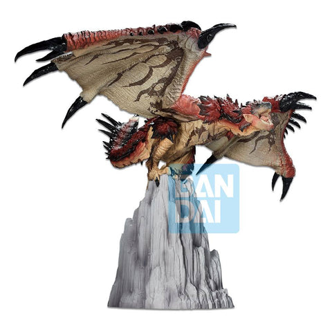 Monster Hunter Ichibansho PVC Statue Rathalos - PREORDER