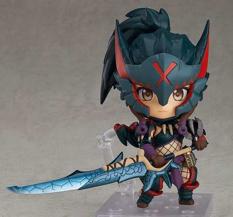 Nendoroid Hunter Female Nargacuga Alpha Armor Ver.