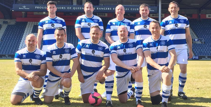 QPR Business Club Members Take To The Pitch