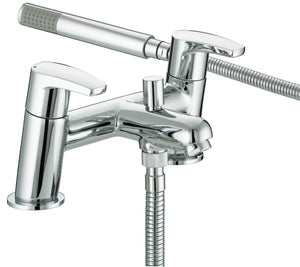 Bristan Smile Bath Shower Mixer Chrome