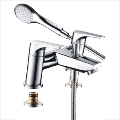 Bristan Vantage Bath Shower Mixer Chrome
