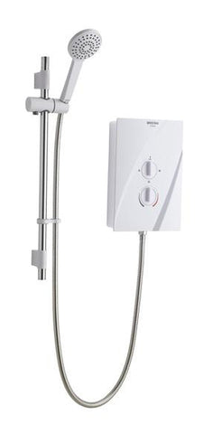 Bristan Cheer Electric Shower 8.5kW White