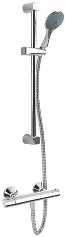Inta ST20017CP CoolFlo Safe Touch Thermostatic Bar Shower