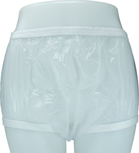 #117: Protex Collector's Edition CLEAR Plastic Pant: SINGLE OR PACK OF 2!