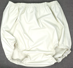 #142: Protex Overnight Rubber Pant: WHITE