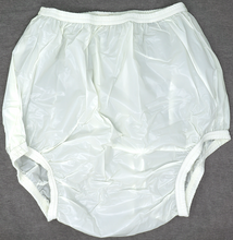 Load image into Gallery viewer, #127: Protex Overnight Collector's Edition Vinyl Plastic Pant: WHITE