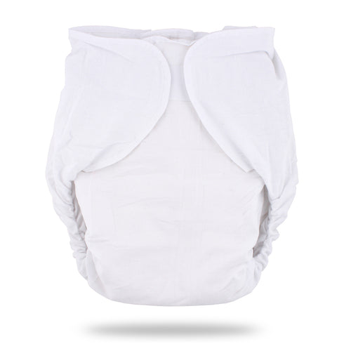 #350: Adult Bulky Nighttime Cloth Diaper (Velcro tabs)