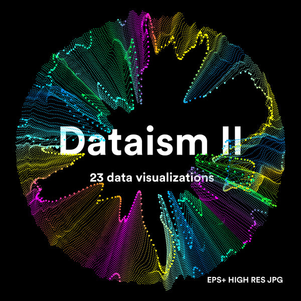 Dataism 2 for 18,50$
