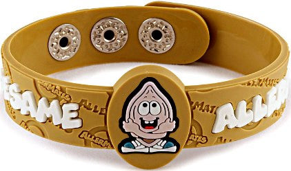 Allermates Allergy Wristbands