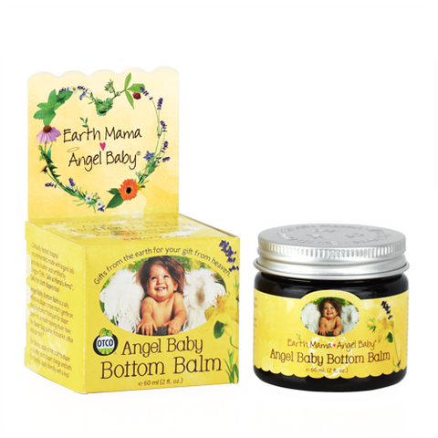 Earth Mama Angel Baby - Angel Baby Bottom Balm