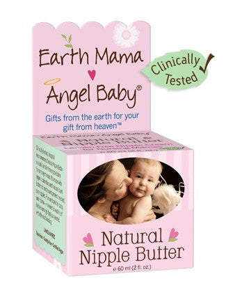 Earth Mama Angel Baby - Natural Nipple Butter