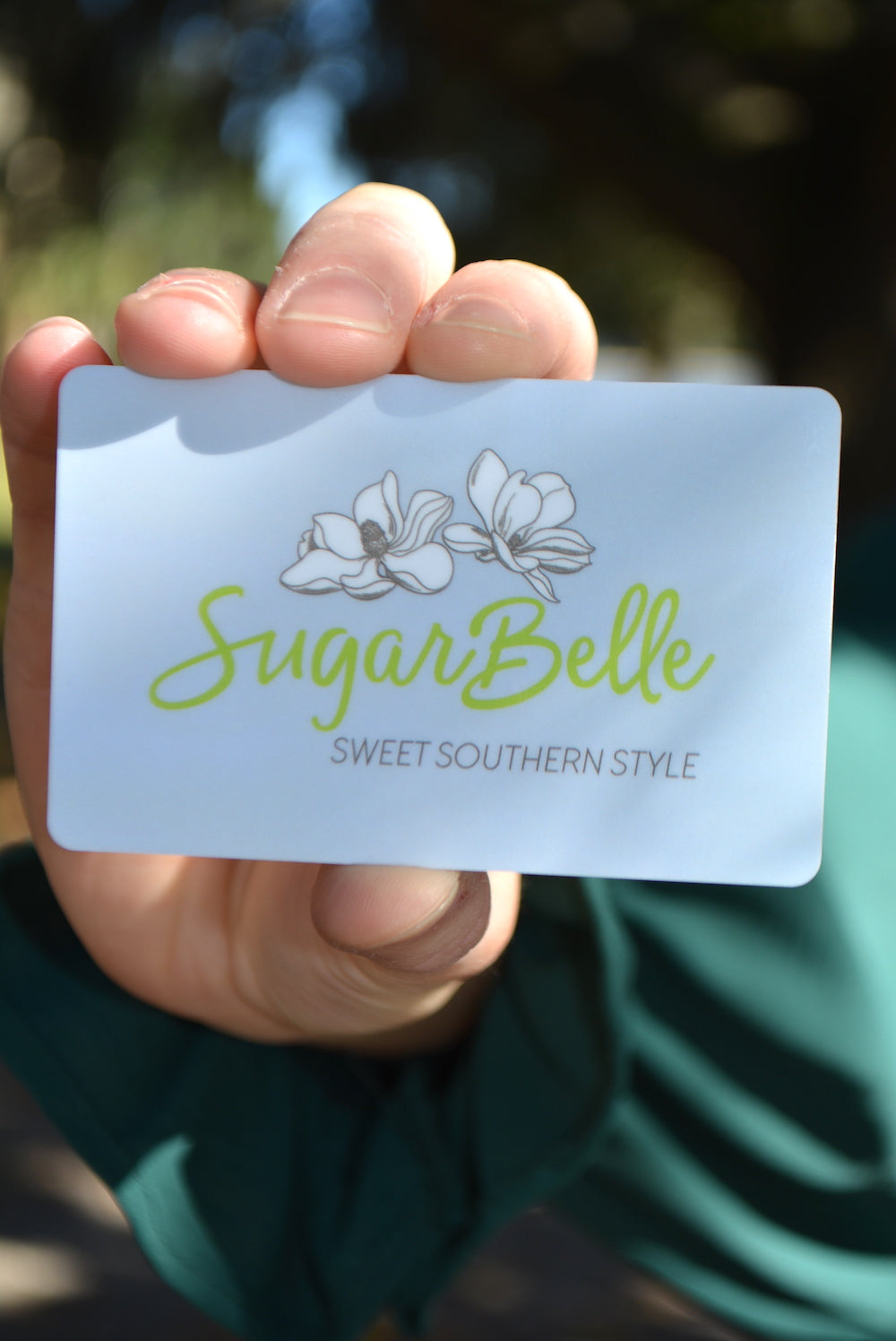 SugarBelle Gift Card
