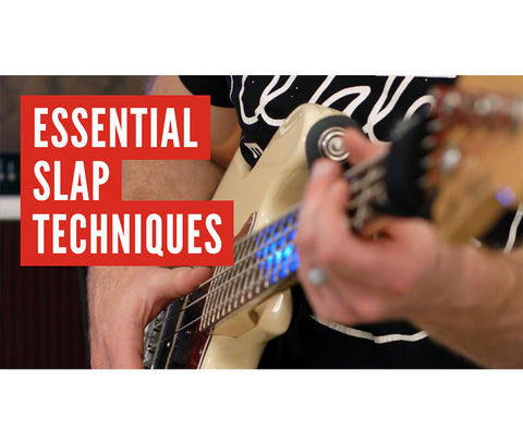 Essential Slap Techniques