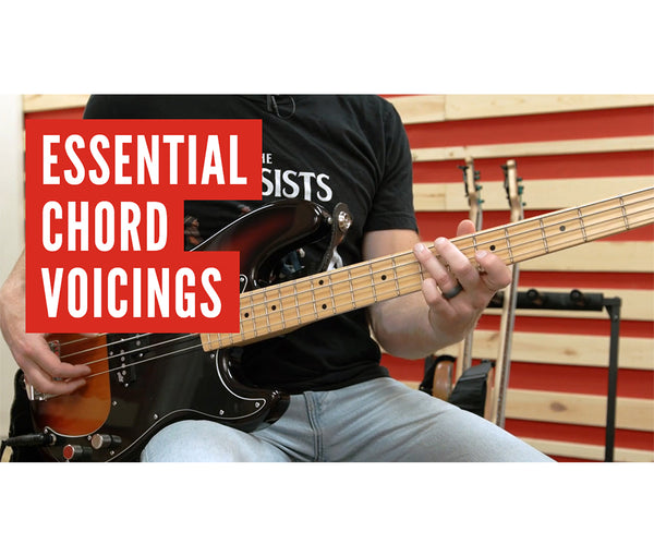 Essential Chord Voicings