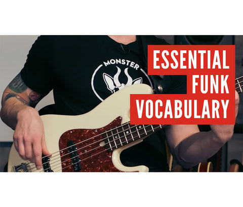 Essential Funk Vocabulary